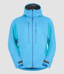 Norrona lyngen hybrid Jacket (M) CARIBBEAN BLUE