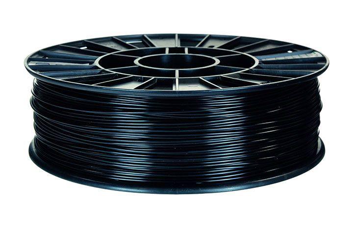 Rec abs пластик для 3d принтера ø1.75 черный 2кг