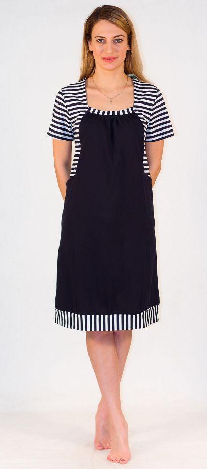 Платье женское Твист Efri-St131 (хлопок)