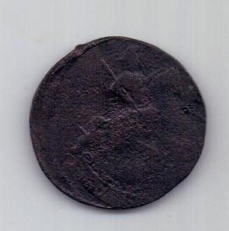 деньга 1760 г.