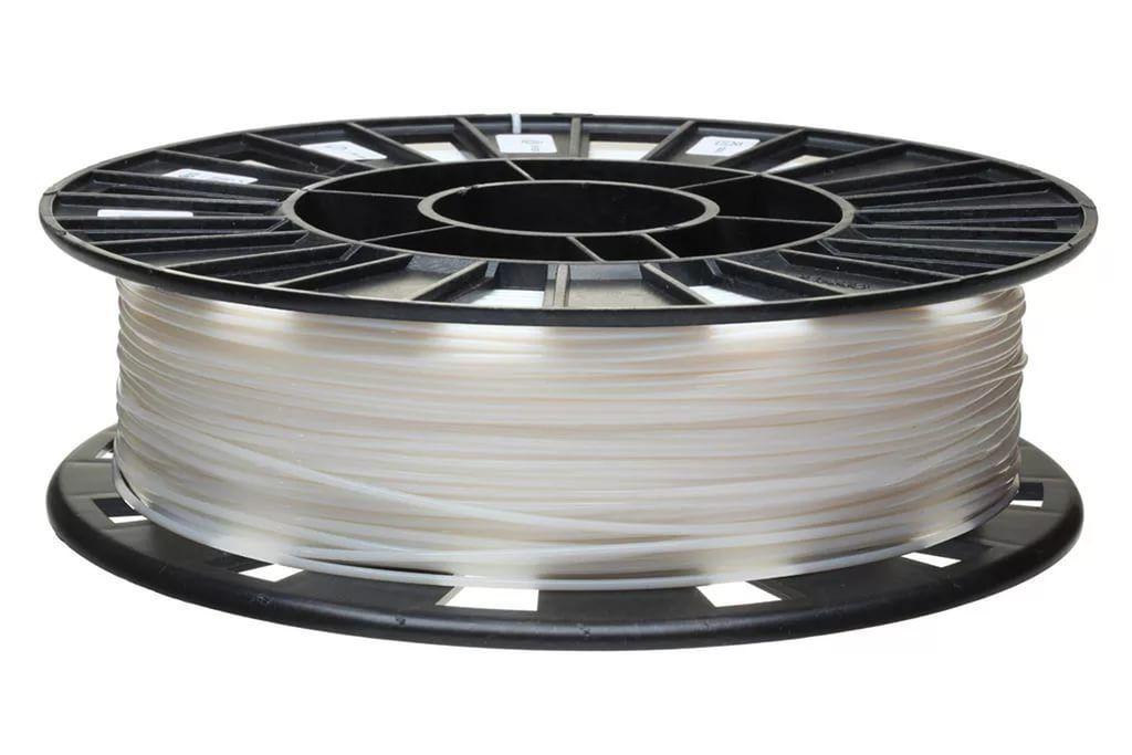 Rec flex пластик для 3d принтера ø1.75 белый 0,5кг