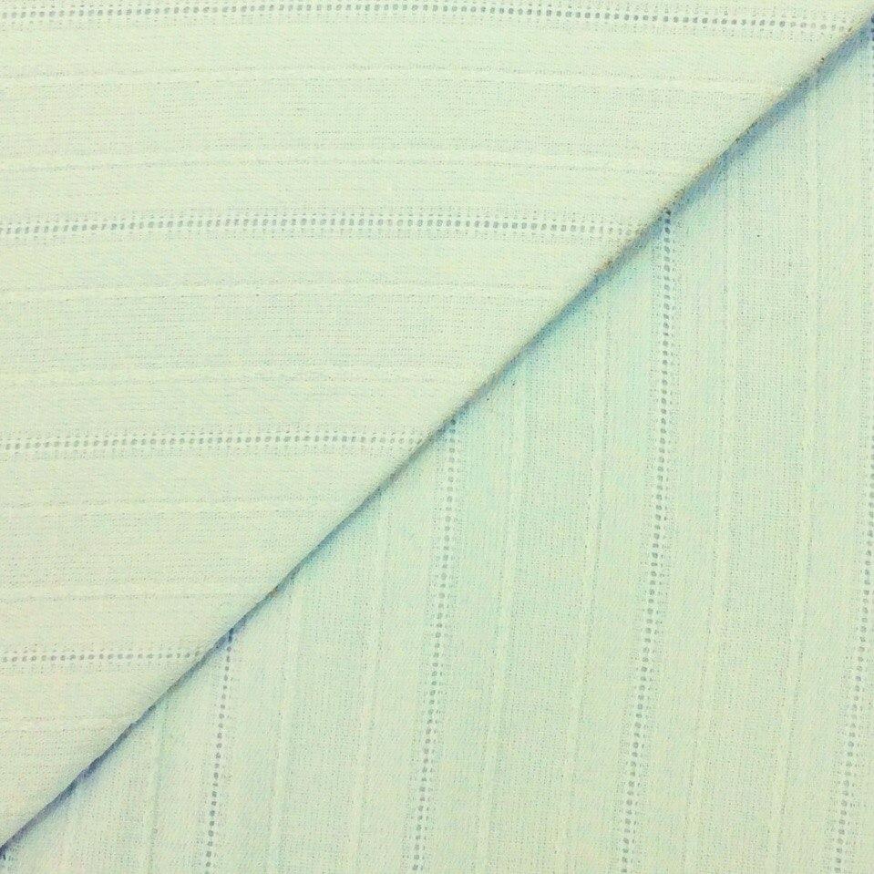 Ткань Мережка Мятная