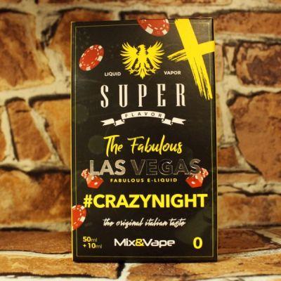 Super Flavor Crazynight