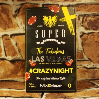 Super Flavor Crazynight