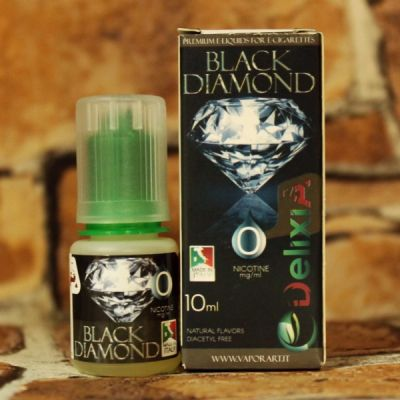 Delixia Black Diamond 10мл 0мг