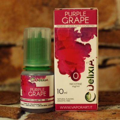 Delixia Purple Grape 10мл 0мг