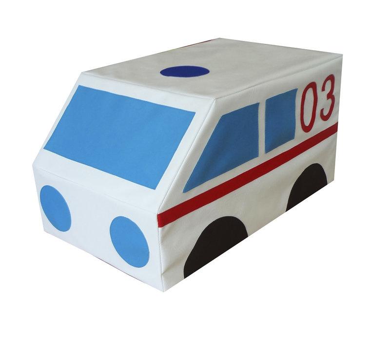 """Контурная игрушка """"Машина скорой помощи 03"""""""