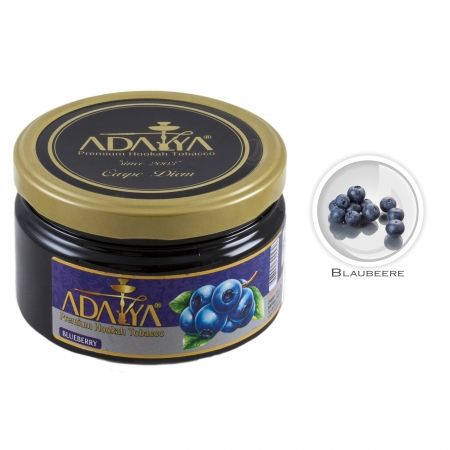 Табак для кальяна Adalya Blueberry (Черника)