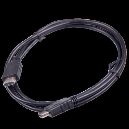 Кабель HDMI-HDMI Ritmix RCC-150 Black (1.5 м)