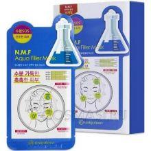 Uniquleen N.M.F. Aqua Filler Mask Маска для лица тканевая увлажняющая  26гр