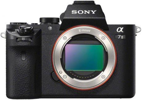 Фотоаппарат Sony Alpha ILCE-7M2 Body