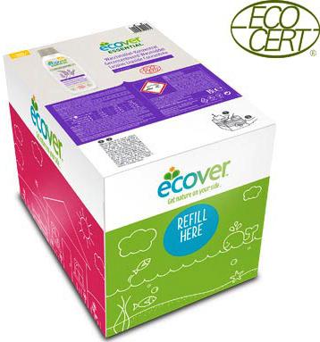Ecover Essential Жидкое средство для стирки универсальное суперконцентрат 300 стирок 15 л