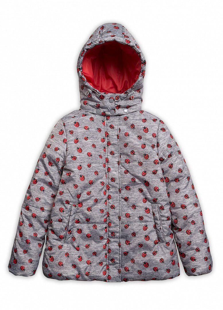 Куртка для девочек Божья коровка