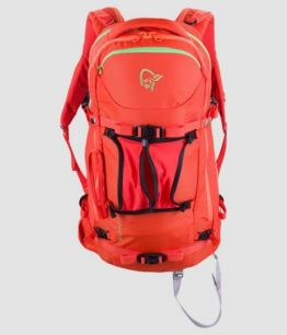 Norrona Lofoten R.A.S. Pack 30L orange