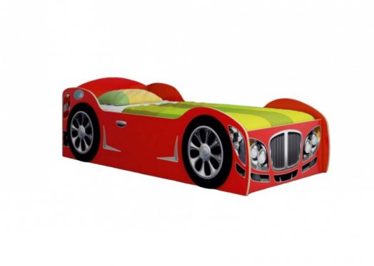 Кровать-машина 4WD универсальная