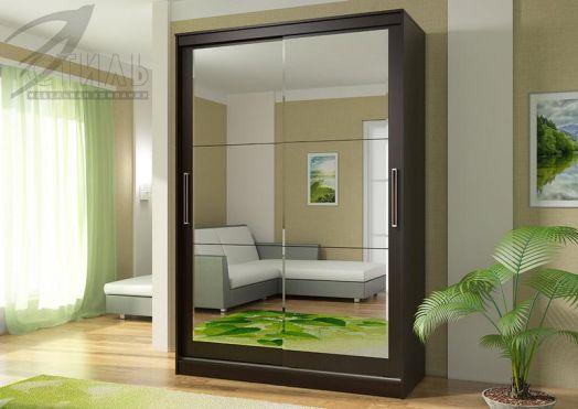 Шкаф купе Комфорт 13 с зеркалом