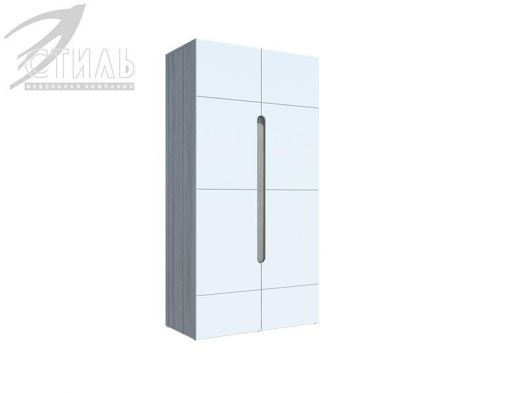 Шкаф двухстворчатый элемент спальни Палермо