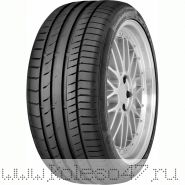 245/45 R19 Continental ContiSportContact 5 SUV 98W