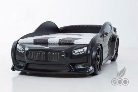 Кровать-машина BMW объемная