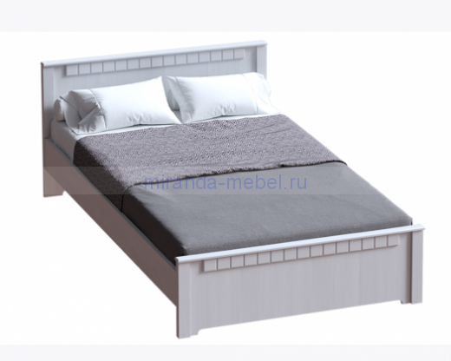 Кровать Прованс 1400/1600/1800
