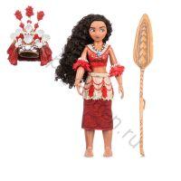 Кукла Моана поющая