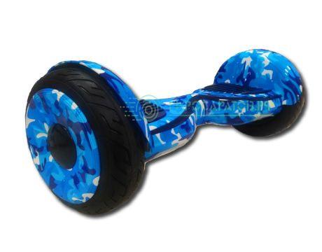 Гироскутер синий хаки 10,5