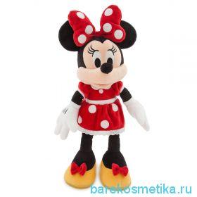 Мягкая игрушка красная Минни Маус 48 см Дисней