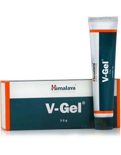 Вагинальный гель | V-gel | 30 мл | Himalaya