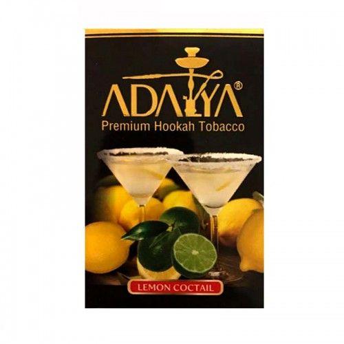 Табак для кальяна Adalya Lemon Coctail (Лимонный коктейль)