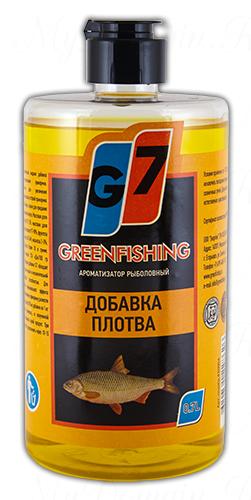 "Добавка Greenfishing ""плотва"", объем 700 мл"