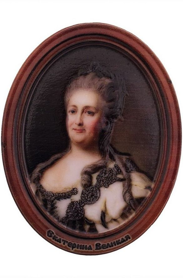 Магнит Екатерина II (Великая)