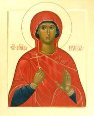 Ираида (икона на дереве)