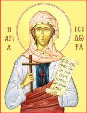 Икона Исидора Тавенская