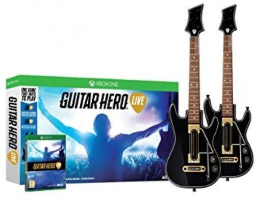 Guitar Hero Live (Гитара + гитара + игра) (Xbox One)
