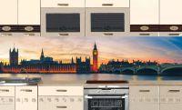 Фартук кухни - Добрый вечер, Лондон! купить в магазине Интерьерные наклейки