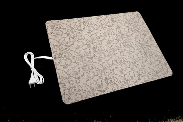 Инфракрасный коврик для ванной комнаты, 43х32 см