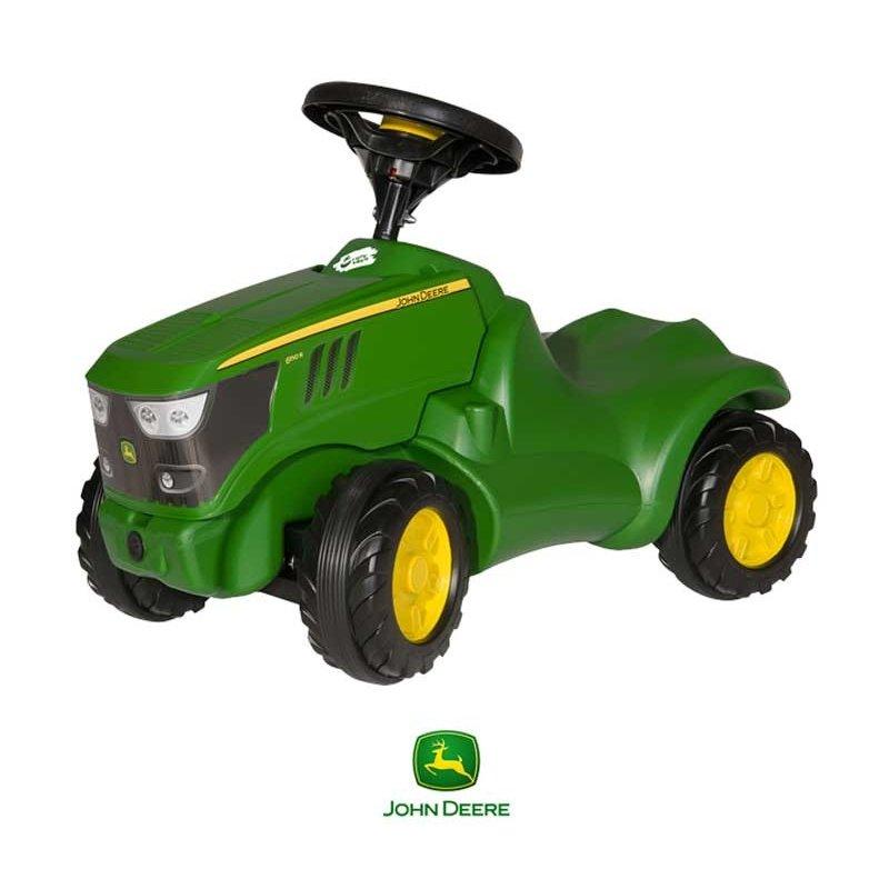 Каталка-трактор Rolly Toys John Deere 132072