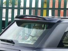 Спойлер на крышку багажника, IbherDesing, под окрас, с 2009-