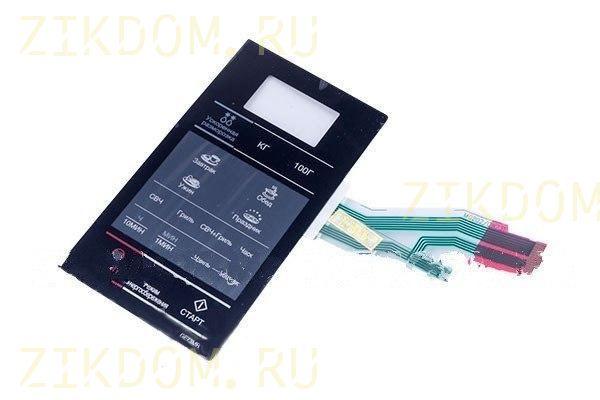 Сенсорная панель микроволновой печи Samsung  ME73MR-S DE34-00405B