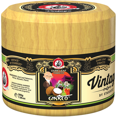 Табак для кальяна Starbuzz Vintage - Ginkco (Гинкго)
