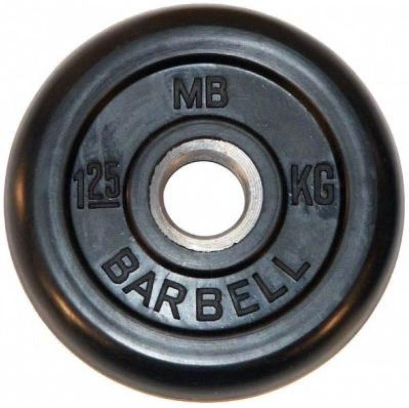 Barbell диски 1,25 кг 26 мм
