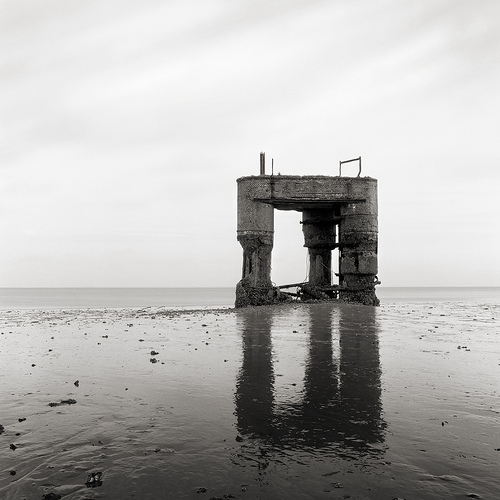 The 4th Pier. Study 1
