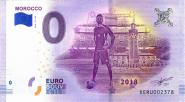 ЧМ по футболу в России 0 евро 2018 г. МАРОККО UNC