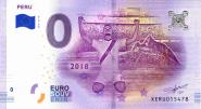 ЧМ по футболу в России 0 евро 2018 г. ПЕРУ UNC