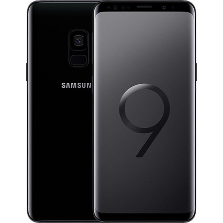 Samsung Galaxy S9 64GB G960F/DS Black (SM-G960FZKDSER)