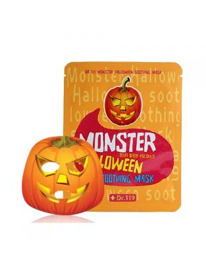 Baviphat Маска для лица успокаивающая Dr.119 Monster Halloween soothing Mask 25мл