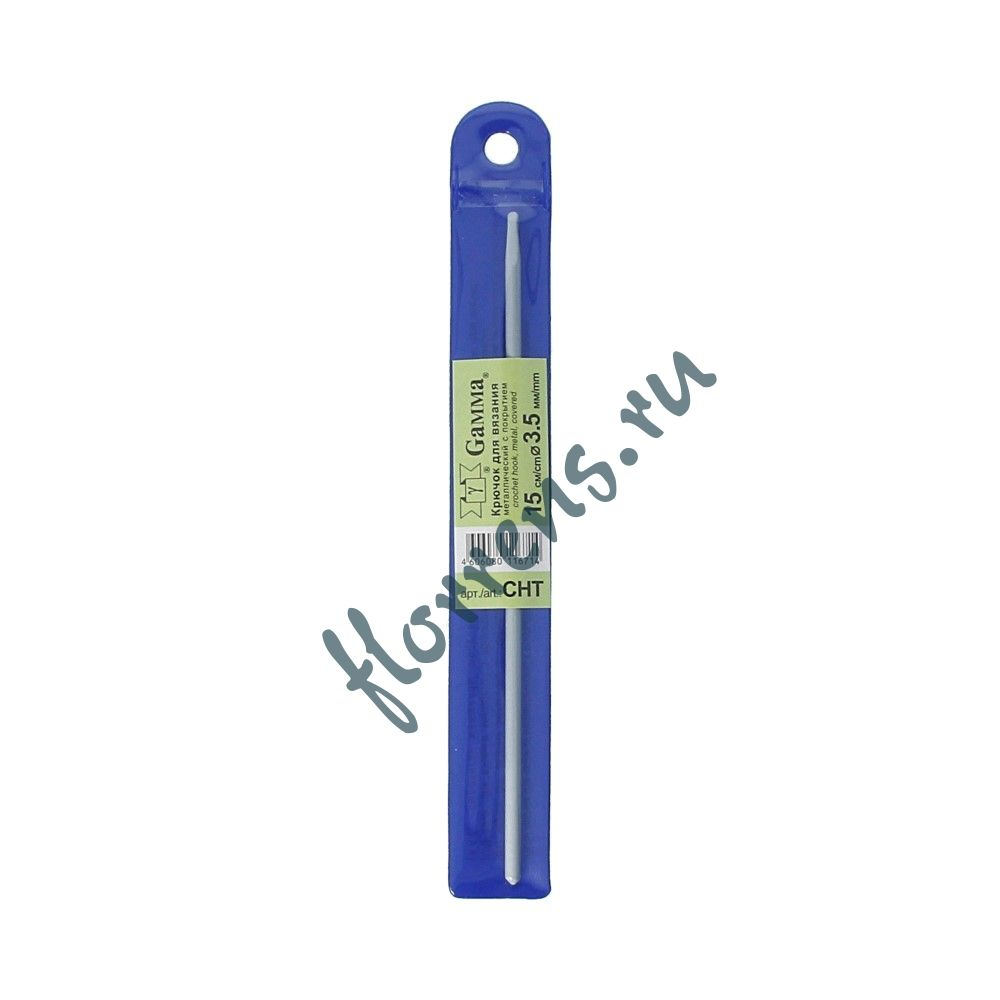Крючок, металл 3.5 мм - 15 см