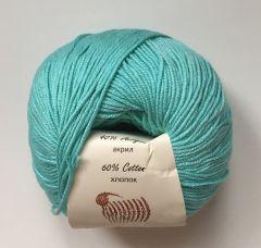 Baby cotton (Gazzal) 3452-водяная зелень