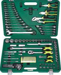 Набор инструмента 117 Арсенал AUTO (AA-C1412P117)