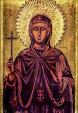 Анастасия Римляныня (копия старинной иконы)